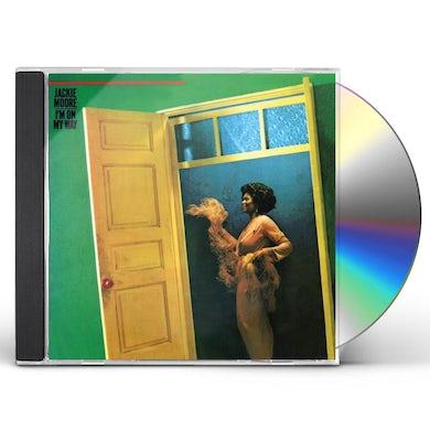 Jackie Moore I'M ON MY WAY CD