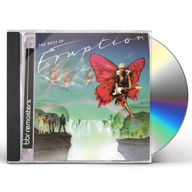 BEST OF ERUPTION: EXPANDED EDITION CD