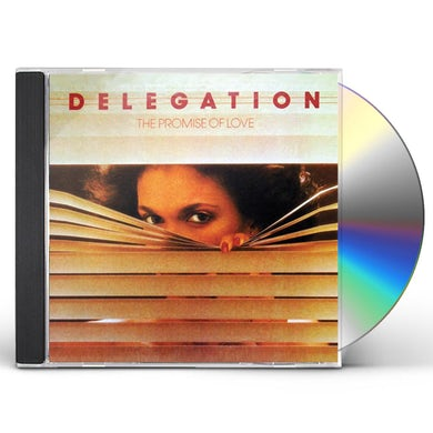 Delegation PROMISE OF LOVE: 40TH ANNIVERSARY EDITION CD