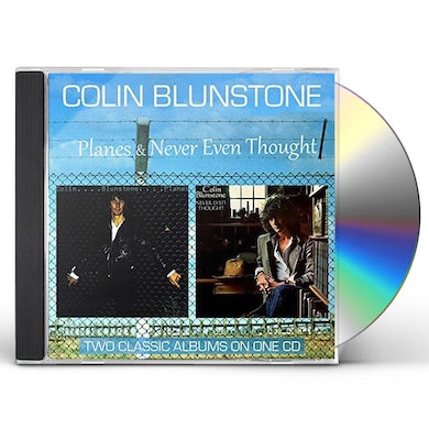 Colin Blunstone PLANES / NEVER EVEN THOUGHT CD