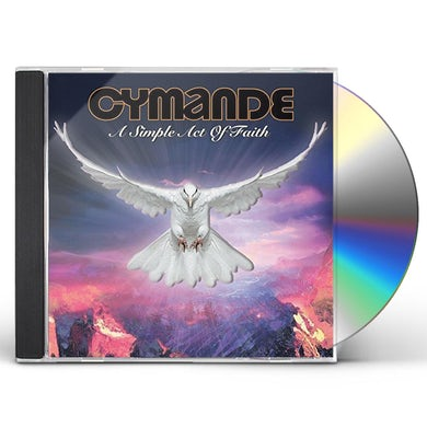 Cymande SIMPLE ACT OF FAITH CD