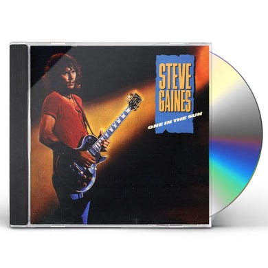 Steve Gaines ONE IN THE SUN CD