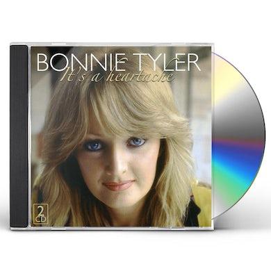 Bonnie Tyler IT'S A HEARTACHE CD