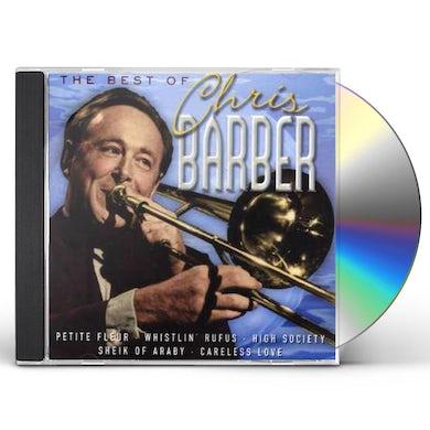 Chris Barber BEST OF CD