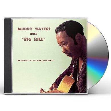 Muddy Waters SINGS BIG BILL BROONZY CD