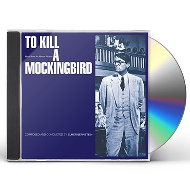 Elmer Bernstein TO KILL A MOCKINGBIRD / Original Soundtrack CD