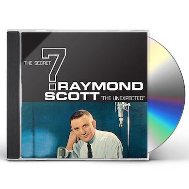 Raymond Scott UNEXPECTED CD