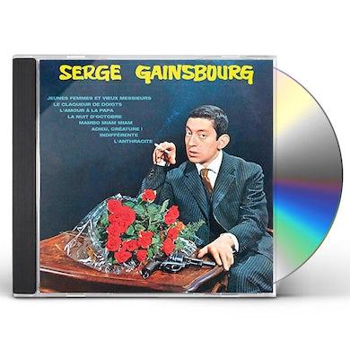 Serge Gainsbourg NO 2 CD