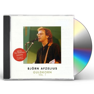Bjorn Afzelius GULDKORN CD