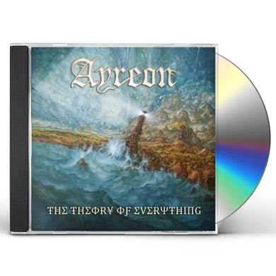Ayreon THEORY OF EVERYTHING CD