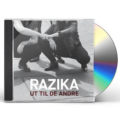 UT TIL DE ANDRE CD
