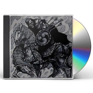 HORSEBACK BATTLE HAMMER CD