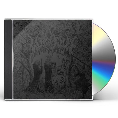 Witchcult CANTATE OF THE BLACK MASS CD