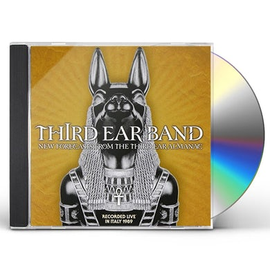 Third Ear Band NEW FORECASTS FROM THE THIRD EAR ALMANAC CD