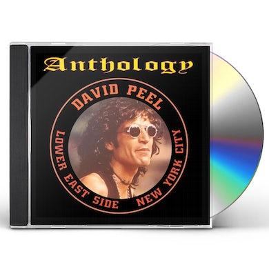 David Peel ANTHOLOGY CD