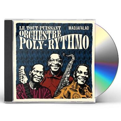 LE TOUT-PUISSANT ORCHESTRE POLY-RYTHMO MADJAFALAO CD