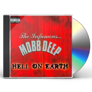 Mobb Deep HELL ON EARTH (EXPLICIT) CD