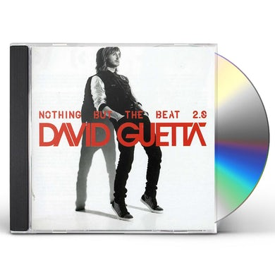 David Guetta NOTHING BUT THE BEAT 2.0 CD