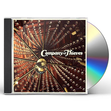 Company of Thieves ORDINARY RICHES CD