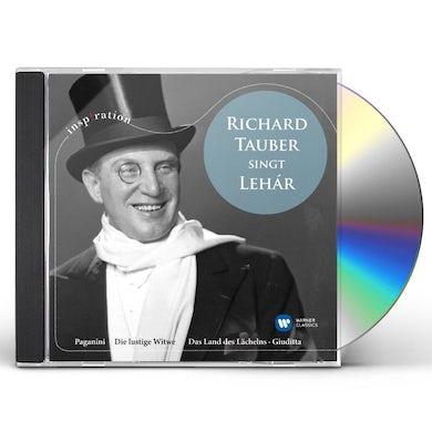 Richard Tauber SINGT LEHAR CD