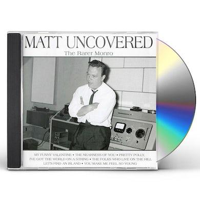 Matt Monro MATT UNCOVERED CD