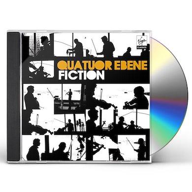Quatuor Ebene FICTION CD