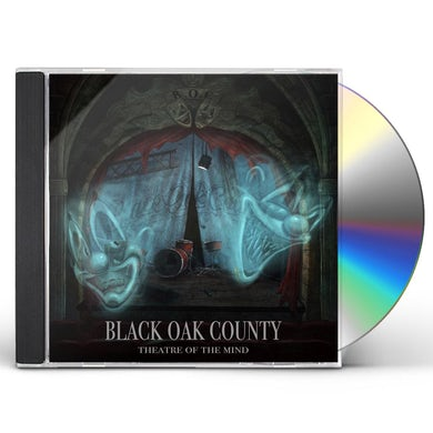 Black Oak County THEATRE OF THE MIND CD