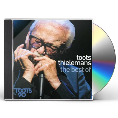 Toots Thielemans TOOTS 90-THE BEST OF CD