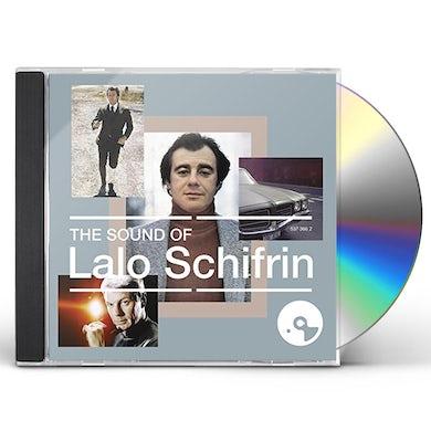 SOUND OF LALO SCHIFRIN CD