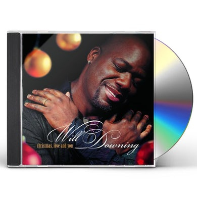 Will Downing CHRISTMAS LOVE & YOU CD