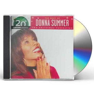 Donna Summer CHRISTMAS COLLECTION: 20TH CENTURY MASTERS CD