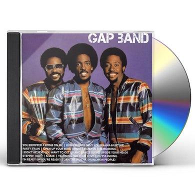 Gap Band ICON CD