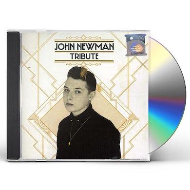John Newman TRIBUTE CD