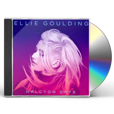 Ellie Goulding HALCYON DAYS CD