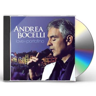 Andrea Bocelli LOVE IN PORTOFINO CD