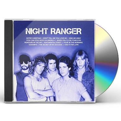 Night Ranger ICON CD