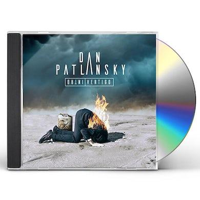 Dan Patlansky INTRO VERTIGO CD