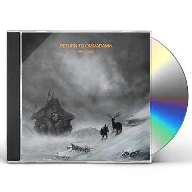 Mike Oldfield RETURN TO OMMADAWN CD