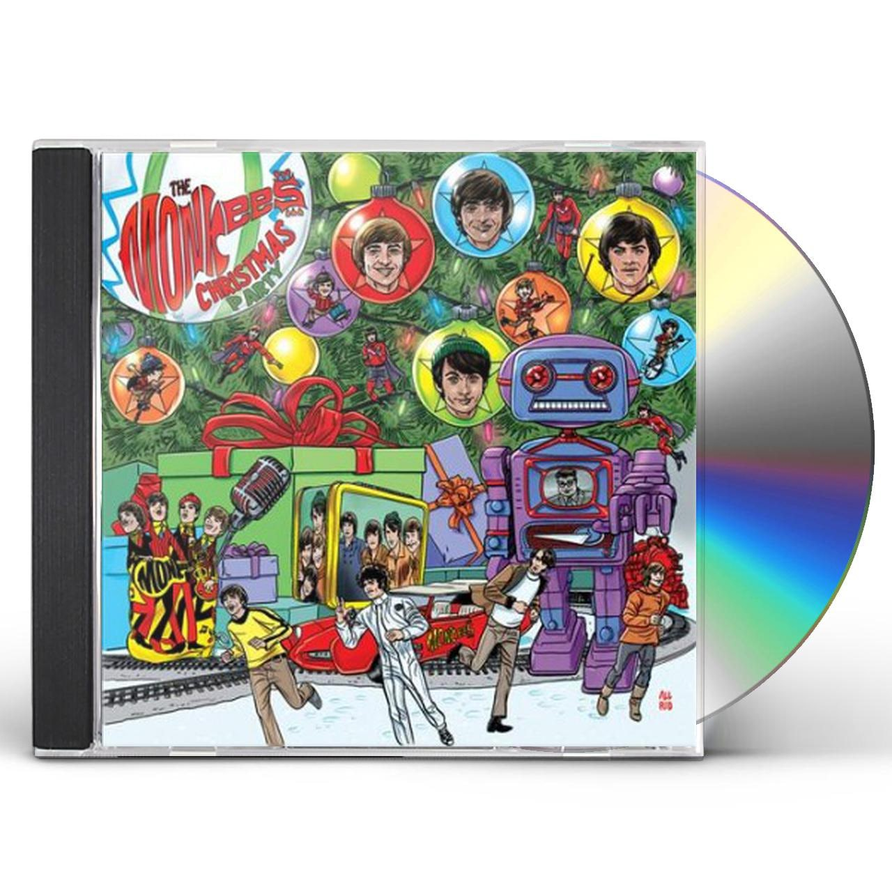 Monkees Christmas Party.The Monkees Christmas Party Cd