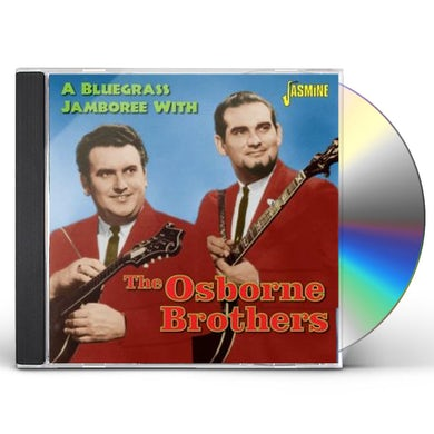 Osborne Brothers BLUEGRASS JAMBOREE WITH CD