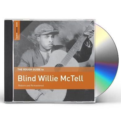 ROUGH GUIDE TO BLIND WILLIE MCTELL CD