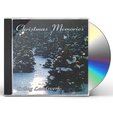 Erling Landsverk CHRISTMAS MEMORIES CD