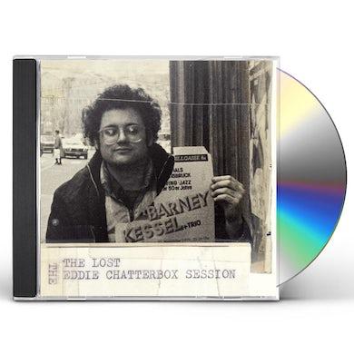Eugene Chadbourne LOST EDDIE CHATTERBOX SESSION CD