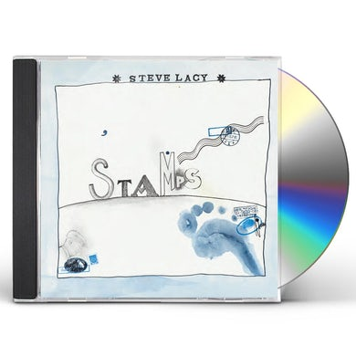 Steve Lacy STAMPS CD