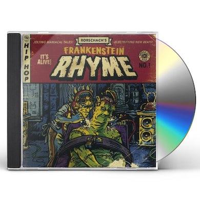 Rorschach FRANKENSTEIN RHYME CD