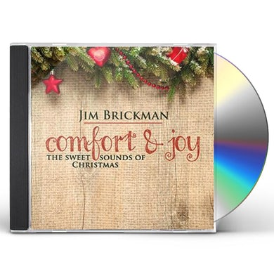 Jim Brickman COMFORT & JOY CD