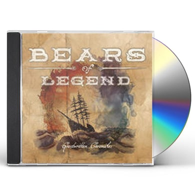 Bears Of Legend GHOSTWRITTEN CHRONICLES CD