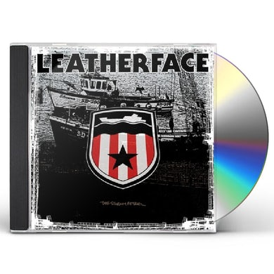 Leatherface STORMY PETREL CD