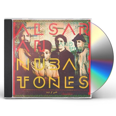 Alsarah & The Nubatones SILT CD