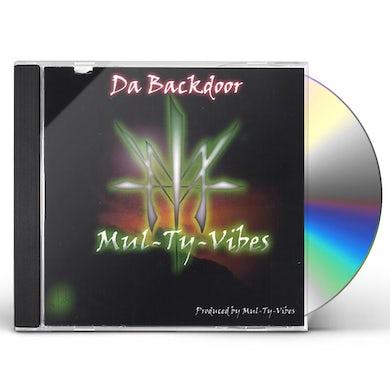 DEMOS DA BACKDOOR CD